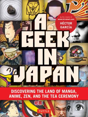 Cover of A Geek in Japan